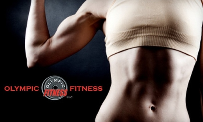 Olympic Fitness - North Bethesda: $149 for Three One-Hour Partner Training Sessions ($290 Value) or $95 for Six Half-Hour Personal Training Sessions at Olympic Fitness in Rockville ($270 Value).