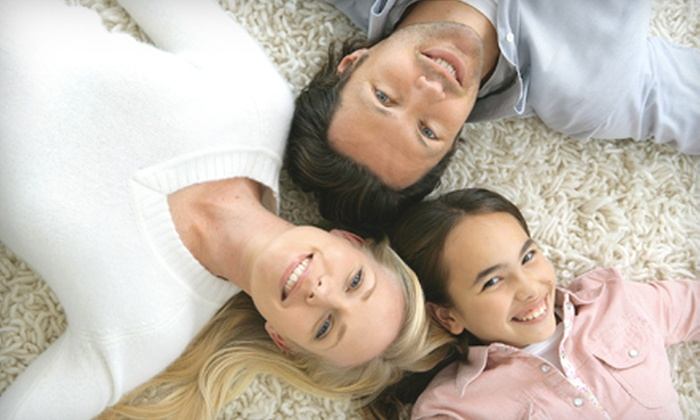 Meridian Chem-Dry - Edgewood: $59 for Carpet Cleaning for Three Areas from Meridian Chem-Dry (Up to $140 Value)