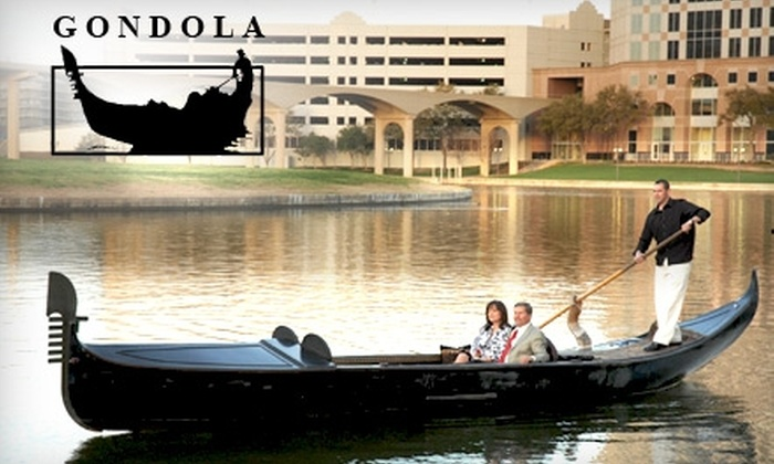 Gondola Adventures - Multiple Locations: $65 for a One-Hour Gondola Ride for Two from Gondola Adventures ($135 Value)