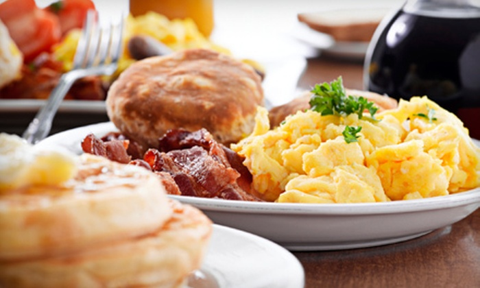 Jackie's Place - Holland: Comfort Fare and Drinks for Dinner and Lunch or Breakfast at Jackie's Place in Holland (Half Off)