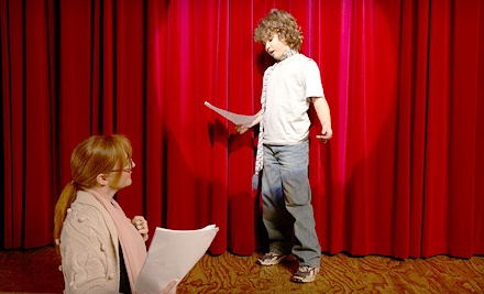 Four-Hour Intensive Comedy Quest or Hollywood Bound Workshop for Ages 818 (a $120 value) - Atlanta Workshop Players Studio of the Arts in Alpharetta
