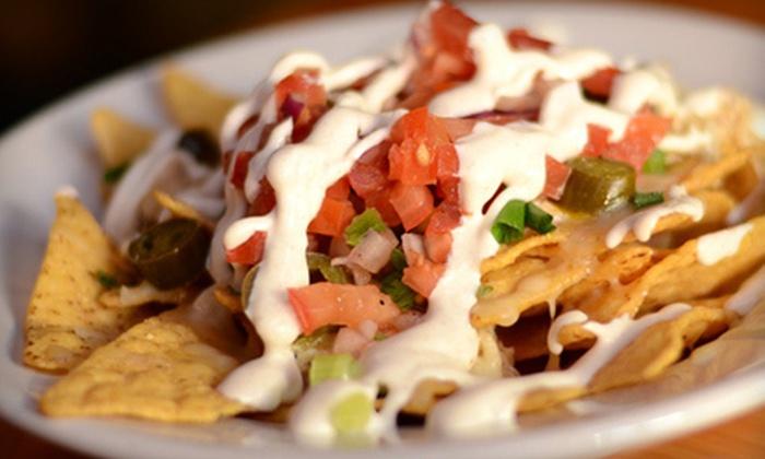 Bimbos Cantina - Capitol Hill: $12 for $25 Worth of Mexican Fare and Drinks at Bimbos Cantina