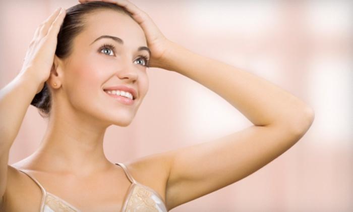 Sedona Skin Spa - Edina: Three Laser Hair-Removal Treatments on a Small or Large Area at Sedona Skin Spa in Edina (Up to 88% Off)