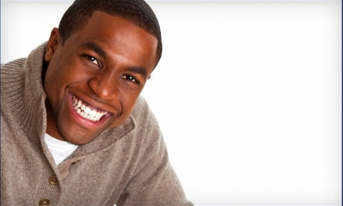 Mahanes Dentistry - Virginia Beach: $149 for In-Office Teeth Whitening ($650 Value) or $49 for a Consultation, Four X-rays, and Teeth Cleaning ($242 Value) at Mahanes Dentistry in Virginia Beach