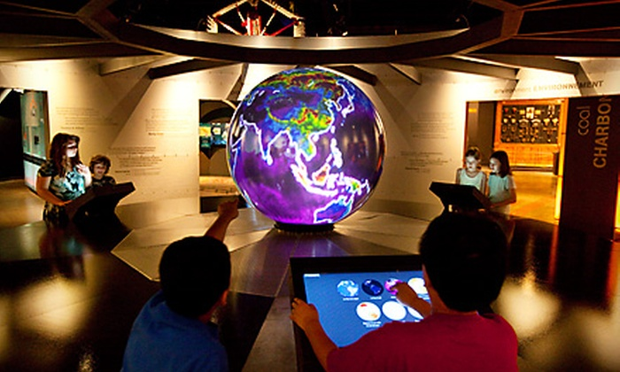 Canada Science and Technology Museum - Ottawa: Two Adult Admissions or Family Admission to Canada Science and Technology Museum