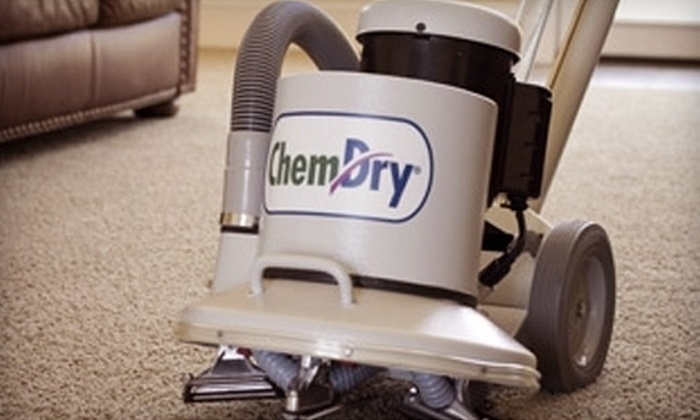 Steven's Chem-Dry - Fairfax: Carpet Cleaning for Three or Five Rooms, or Upholstery Cleaning from Steven's Chem-Dry (Up to 51% Off)