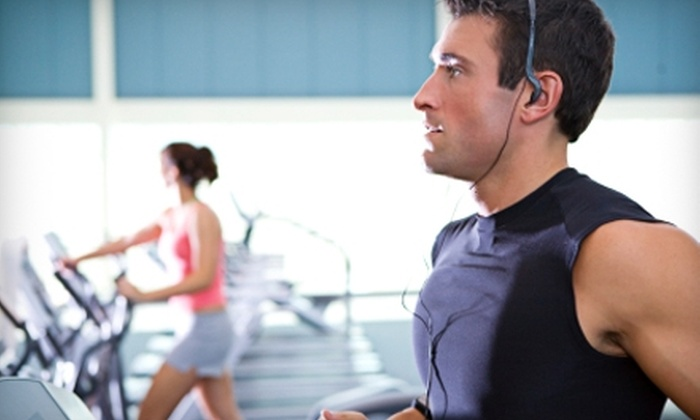 Dimond Athletic Club - Taku / Campbell: $35 for a One-Month Membership to the Dimond Athletic Club ($70 Value)