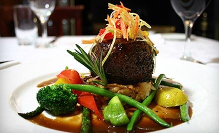 $60 Groupon to La Maquette Restaurant - La Maquette Restaurant in Toronto