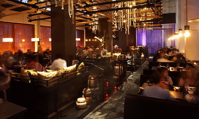 Spice Market at W Hotel Midtown - Atlanta: $59 for $120 Worth of Southeast Asian Dinner Cuisine at Spice Market at W Hotel Midtown