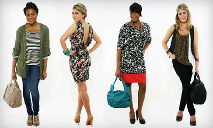 Plum - Kelowna: $20 for $40 Worth of Women's Fashion at Plum