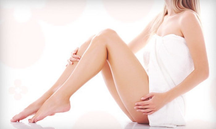 Slender SpaMed - Multiple Locations: Laser Hair Removal at Slender SpaMed (Up to 90% Off). Four Options Available.