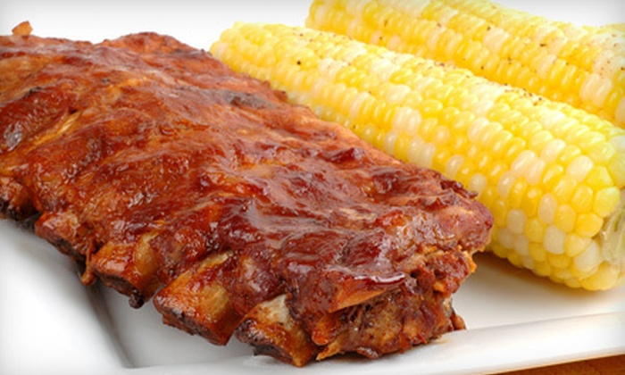 Randy White's Hall of Fame BBQ  - Frisco: $10 for $20 Worth of Smokehouse Fare at Randy White's Hall of Fame BBQ in Frisco