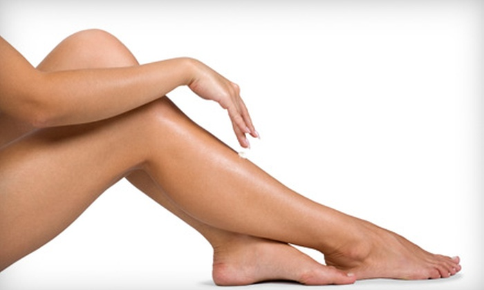 Vein Clinic of Las Vegas - Rancho Oakey: $99 for a Spider-Vein Treatment Package with Consultation at Vein Clinic of Las Vegas (Up to $400 Value)