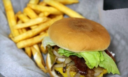 $15 Groupon to GooRoo's Grill - GooRoo's Grill in Robertsdale