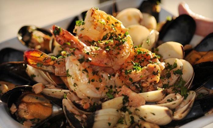 Piatto - Tulsa Hills: $15 for $30 Worth of Authentic Italian Cuisine at Piatto Cucina Italiana
