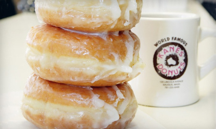 Kane's Donuts - Cliftondale: $10 for $20 Worth of Donuts, Coffees, and Muffins at Kane's Donuts in Saugus