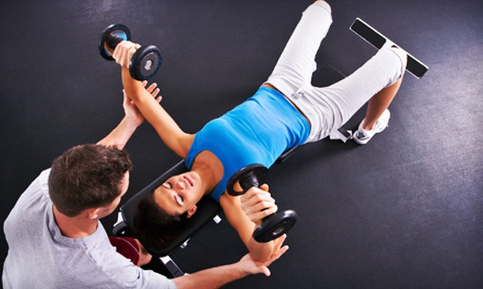 Smart Goal Fitness - Glebe - Dows Lake: Fitness Assessment with Meal Plan or Four or Eight Personal-Training Sessions at Smart Goal Fitness (Up to 78% Off)