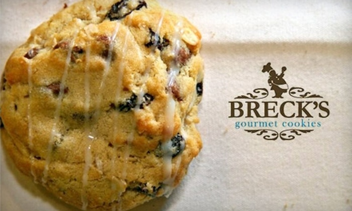 Breck's Gourmet Cookies - Downtown Kissimmee: $5 for a Half-Dozen Specialty Cookies at Breck's Gourmet Cookies ($10 Value) in Kissimmee