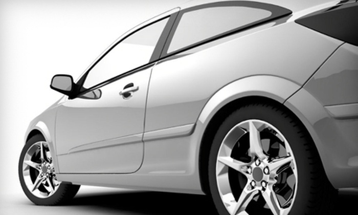 Mr. Magic Auto Detail Service - Kenilworth: Basic, Basic Deluxe Car Wash, or Super Interior and Exterior Wash at Mr. Magic Auto Detail Service (Up to 52% Off)