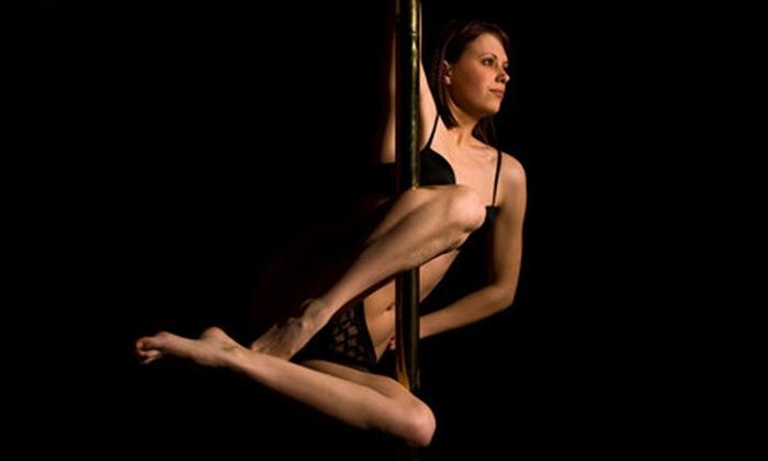 Sacramento Pole Dance Studio - RP Sports Compex: Four Pole-Dancing Classes or Private Party for 10 at Sacramento Pole Dance Studio (Half Off)