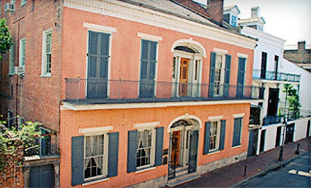 Tour of the Hermann-Grima House for 2 on a Monday, Friday, or Saturday - Hermann-Grima/Gallier Historic Houses in New Orleans