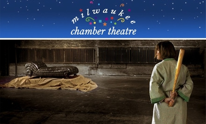 """Milwaukee Chamber Theatre - Historic Third Ward: $20 for One Section A Ticket to Milwaukee Chamber Theatre's Production of """"The Sweetest Swing in Baseball"""" ($40 Value)"""