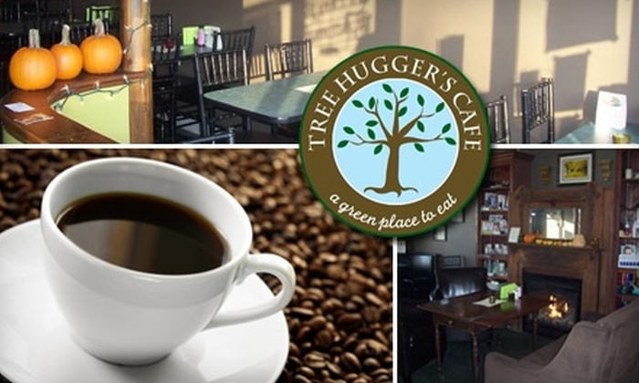Treehugger's Café - Berea: Health-Conscious Fare at Treehugger's Café. Choose Between Two Options.