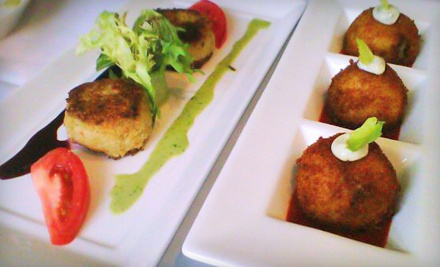 $50 Groupon to The City Grill - The City Grill in Windsor