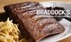Braddock's American Brasserie - Downtown: $20 for $40 Worth of Upscale Cuisine at Braddock's American Brasserie