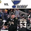 Dallas Stars - Dallas: Buy Here for $20 Priority Terrace-Level Seats vs. St. Louis Blues for 11/25, 7 p.m..  See Below for 11/23, 7:30 p.m. vs. the Carolina Hurricanes.