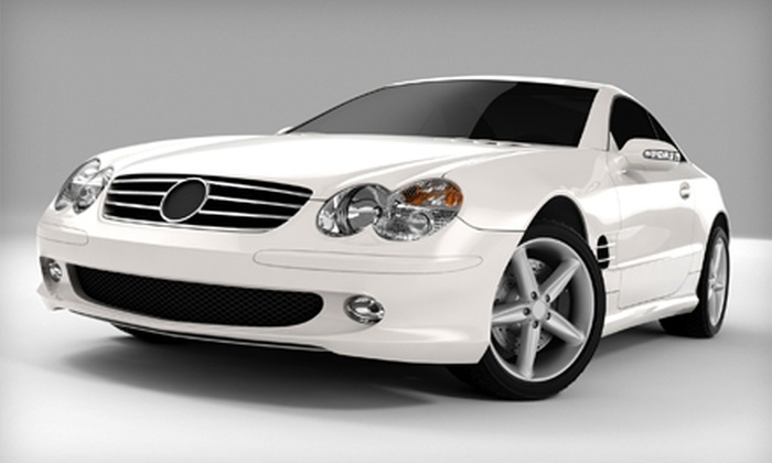 Shawnee Mission Hyundai - Merriam: $90 for an Elite Car Detail Package from Shawnee Mission Hyundai in Merriam