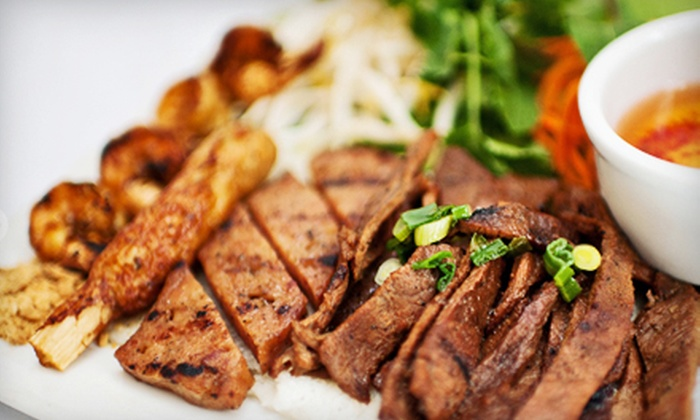 Pho Bar - Rio Rancho: $19 for a Vietnamese Meal for Two at Pho Bar in Rio Rancho (Up to $38.95 Value)