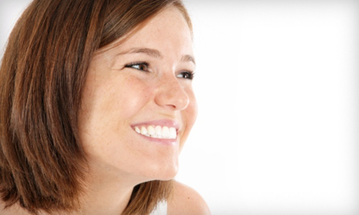 Sunny Smiles Dental - Bay Ho: Zoom! Teeth Whitening or Dental Checkup with Take-Home Whitening Trays at Sunny Smiles Dental (Up to 88% Off)