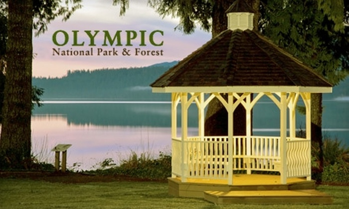 Olympic National Park & Forest Lodges - Multiple Locations: $89 for a One-Night Stay at Olympic National Park & Forest Lodges (Up to $219 Value). Two Locations Available.