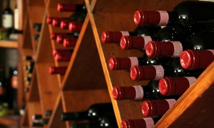 OC Custom Wine - Northeast Anaheim: $15 for $30 Worth of Wine and Bistro Pairings at OC Custom Wine in Anaheim