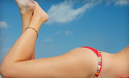 Two 20-Minute Spider-Vein-Removal Sessions (an $800 value) - Laser Experts of Tulsa in Tulsa