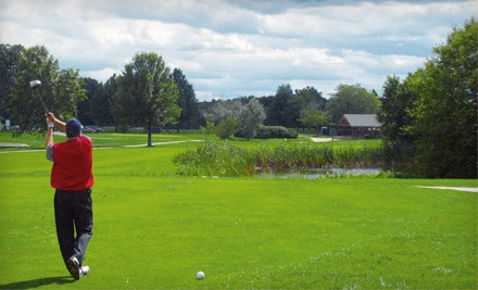 Carriage Greens Country Club: 18 Holes of Golf for One and a Cart Rental  - Carriage Greens Country Club in Darien