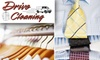 Drive Cleaning - Chicago: $20 for $50 Worth of Dry Cleaning, Pickup, and Delivery from Drive Cleaning