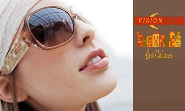 Vision City Las Colinas - Irving: $50 for an Eye Exam Plus $200 Off Prescription Glasses at Vision City Las Colinas