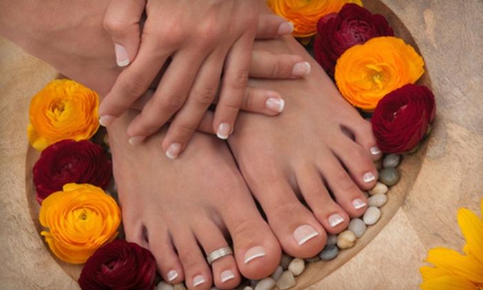Olivia Todd Salon & Spa - Smyrna: One or Two Mani-Pedis at Olivia Todd Salon & Spa in Smyrna (Up to 61% Off)