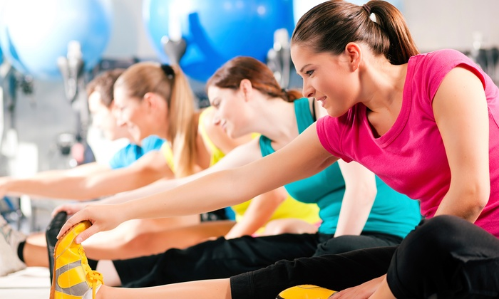 Jeffrey Yu Fitness - San Francisco: Two or Four 60-Minute Personal Training Sessions at Jeffrey Yu Fitness (59% Off)