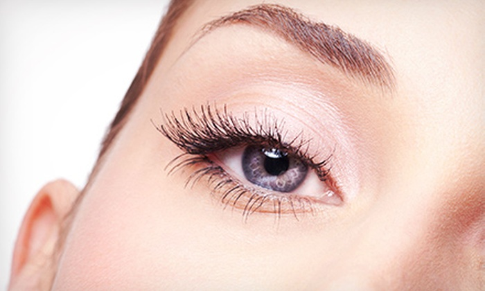 Island Glow - Ocoee: One Full Set of Eyelash Extensions with Option for a Refill at Island Glow (Up to 83% Off)