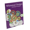 """""""Whimsical Designs: Coloring for Everyone"""" Coloring Book"""