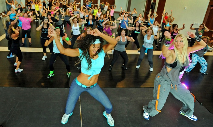 Z Club NY - BLACK RIVER DANCE: Three, Six, or Nine Zumba Classes at Z Club NY (Up to 50% Off)