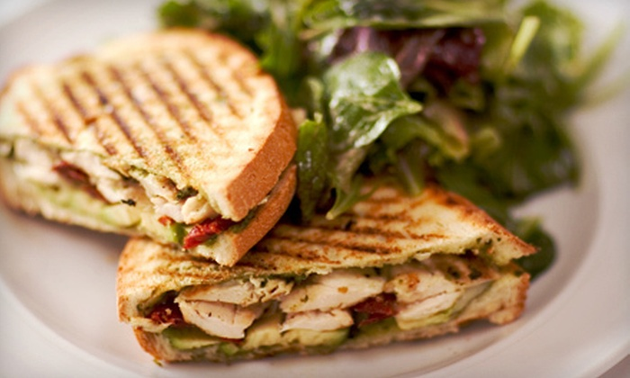 San Francisco Bread Co. - Hot Springs: Sandwiches, Salads, Wraps, Baked Goods, and Coffee at San Francisco Bread Co. (Half Off). Two Options Available.