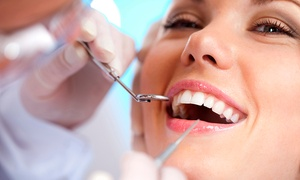 Kensington Dental Practice: Kensington Dental Practice: Examination, Scale, Polish and Airflow Polish for £39 (78% Off)