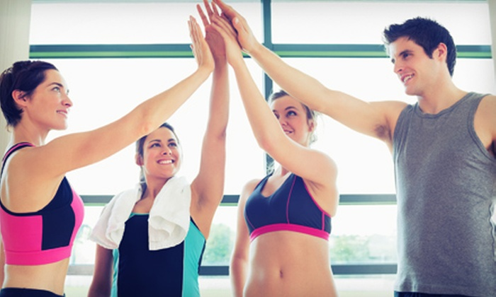 The Max - Shrewsbury: $99 for Six-Week Sprint Fitness Challenge at The Max ($210 Value)