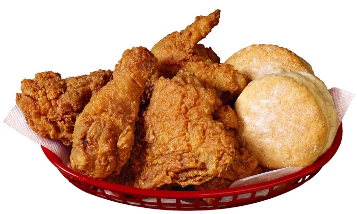 The Chicken Barn - Multiple Locations: $12 for Two Groupons, Each Good for $10 Worth of Chicken at The Chicken Barn ($20 Value). Three Locations Available.