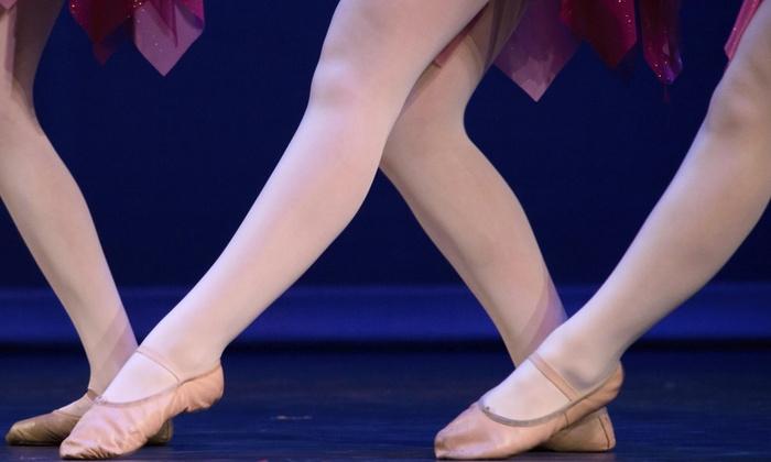 Elevation Dance Company - Pendleton: Four Dance Classes from Elevation Dance Company (75% Off)