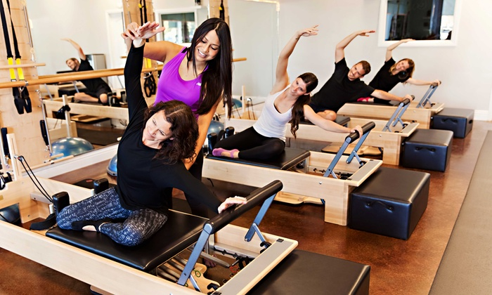 The Pilates Co. - Corona: $45 for Five Pilates Classes at The Pilates Co. ($85 Value)